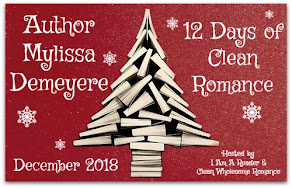 12 Days of Clean Romance featuring Mylissa Demeyere – 17 December