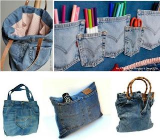 Les meilleures astuces de recycler vos vieux jeans