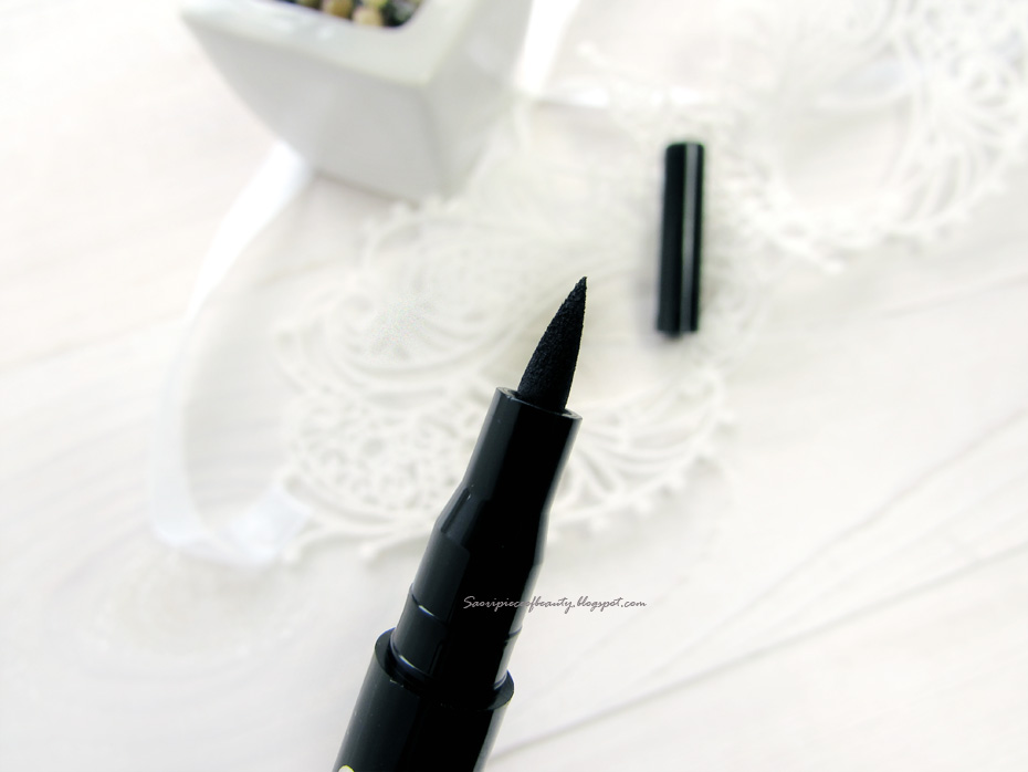 Подводка-маркер EyeLiner Pen от Catrice / блог A piece of beauty