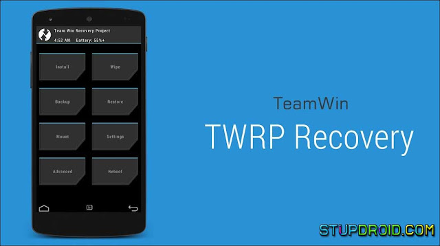 twrp-y twrp 3.2.1 Recovery For Cubot Note Plus Android