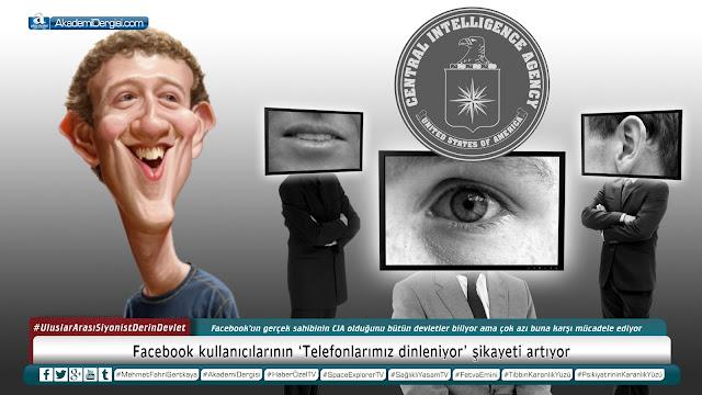 akademi dergisi, facebook, gerçek yüzü, mark zuckerberg, yolsuzluk ve usulsüzlükler, cep telefonu, siyonizm, yahudiler, cia, mossad,