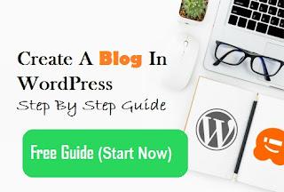 Start Now WordPress Blog