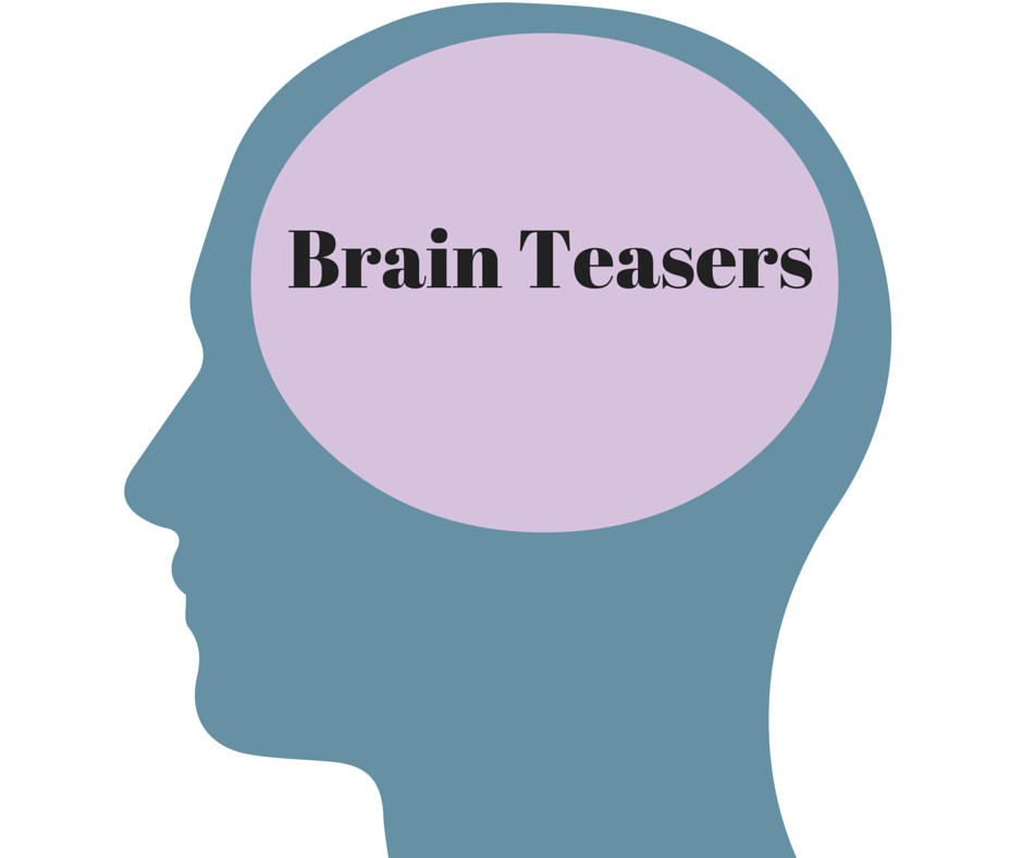... Brain Teasers with answers to Challenge your Mind @ Fun With Puzzles
