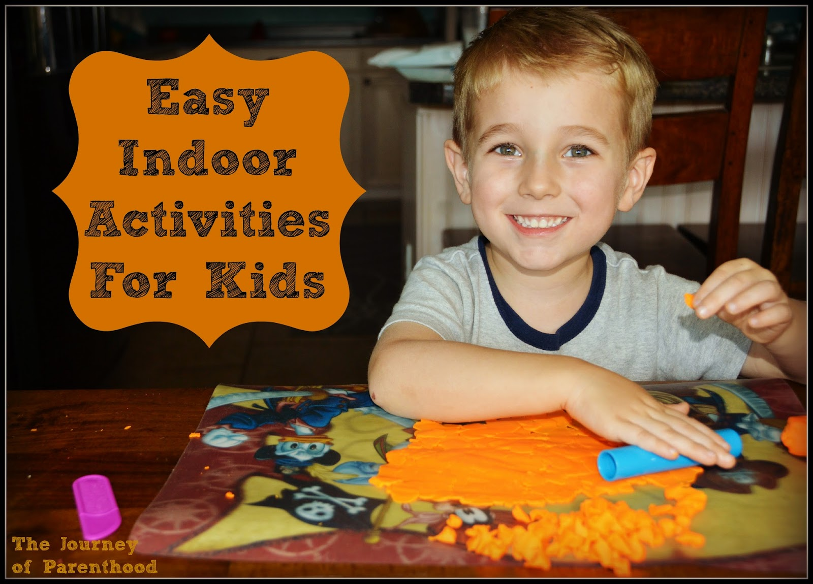Easy Indoor Activities