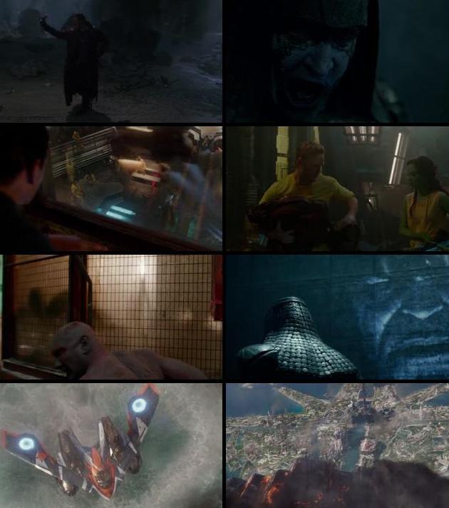 Guardians Of The Galaxy 2014 Dual Audio Hindi 480p BluRay