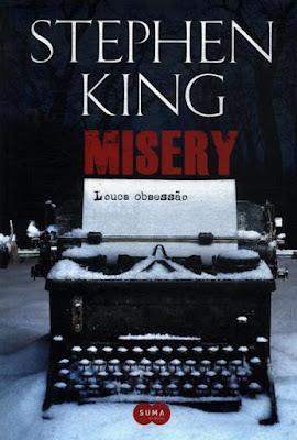 resenha misery louca obsessão stephen king