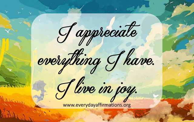 Affirmations for Prosperity, Affirmations for Self Improvement, Daily Affirmations