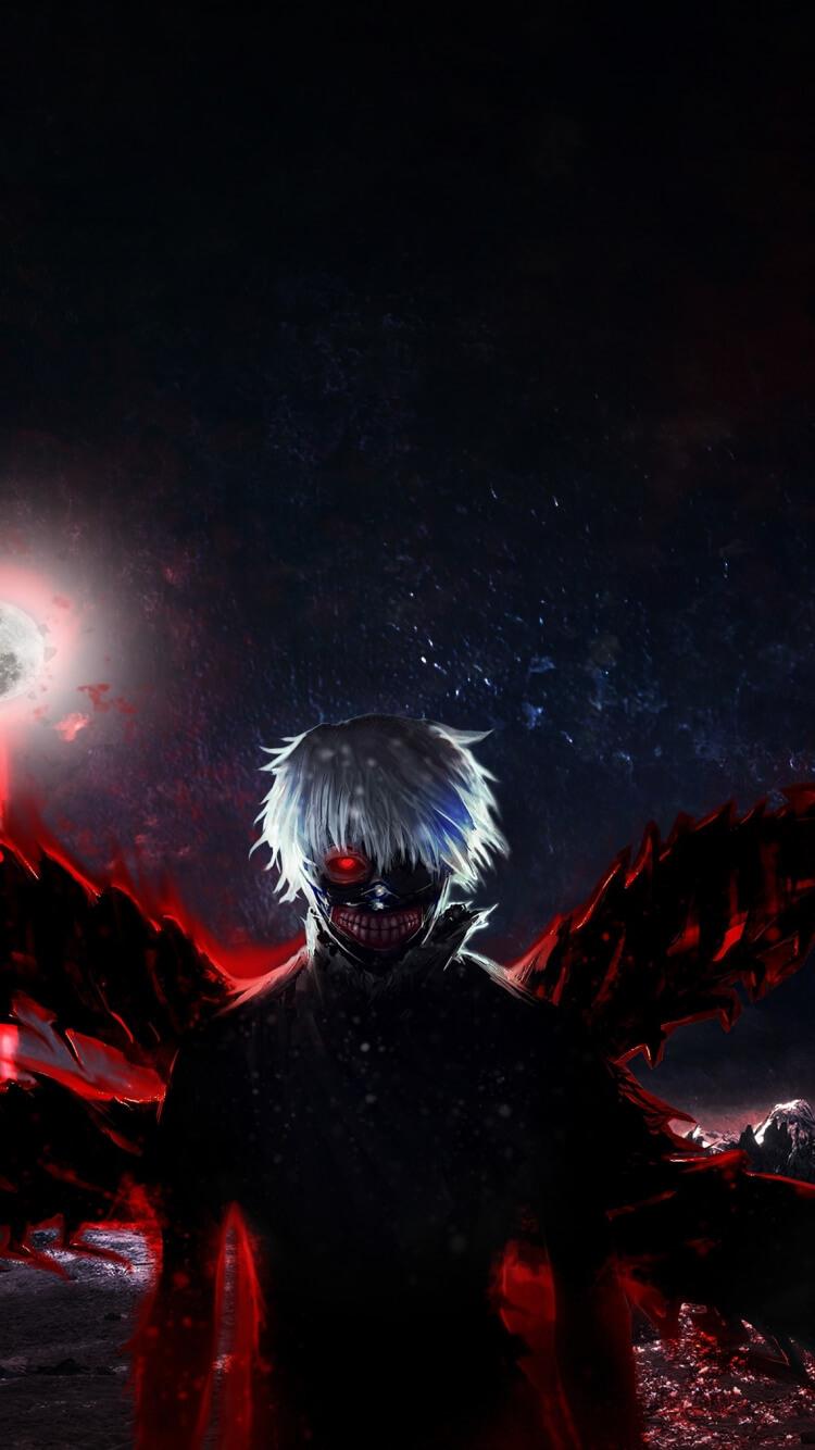 Tokyo Ghoul √A موسم ثاني بلوراي مترجم تحميل و مشاهدة اون لاين 1080p