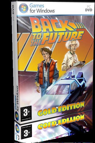 Volver al Futuro [Back To The Future] PC Full Español