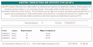 nuestra propuesta para apostar en sorteos euromillones