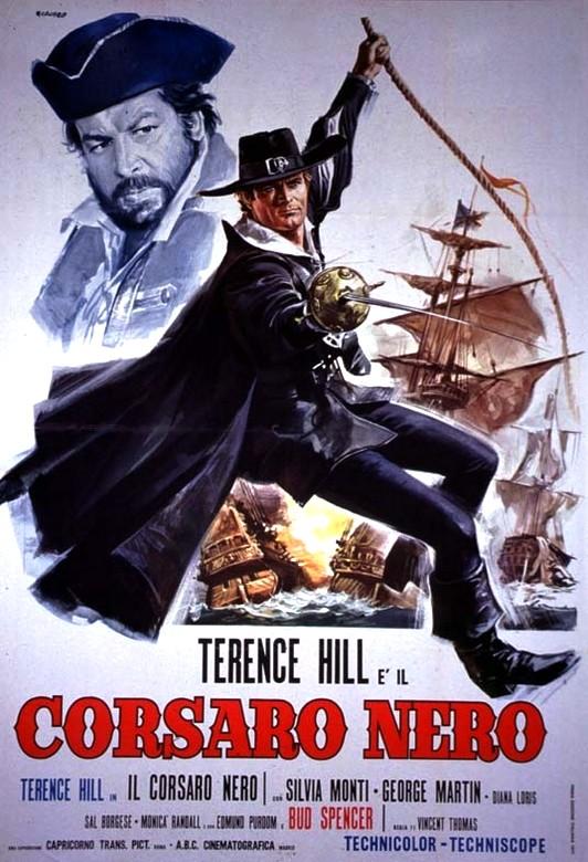 film da corsaro nero