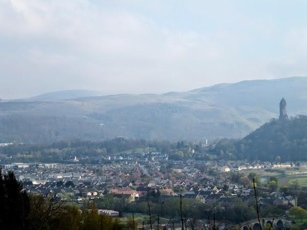 Stirling écosse scotland wallace monument
