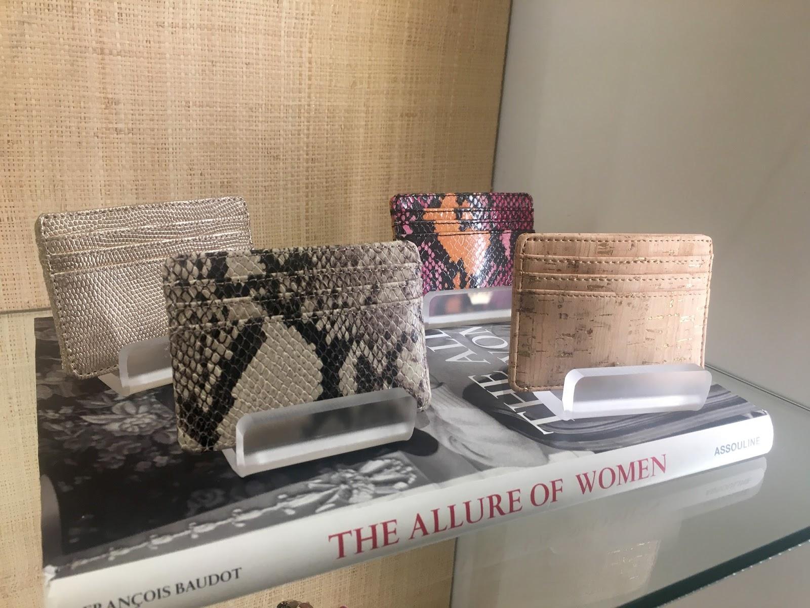 women's card holders