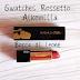 """Swatches Alkemilla Rossetto """"Bocca di Leone"""" + Applicazione su Labbra"""