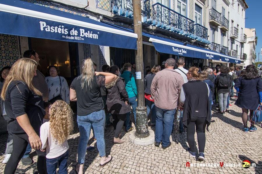 Pasteles Belem, Lisboa