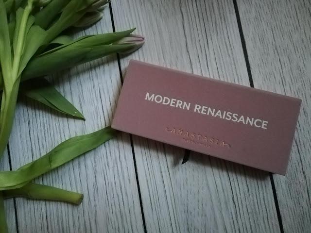 Anastasia Beverly Hills Modern Renaissance paletka cieni do powiek