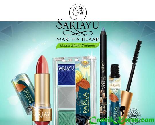 Katalog Produk Harga Make Up Sariayu Kosmetik Terbaru