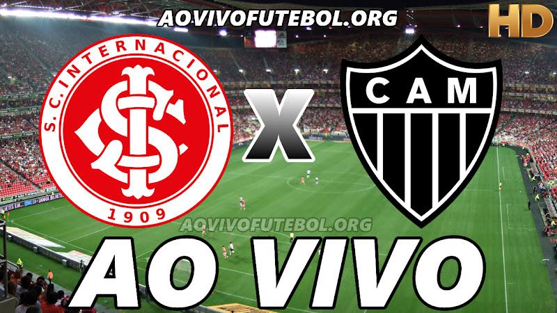 Internacional x Atlético Mineiro Ao Vivo Hoje em HD