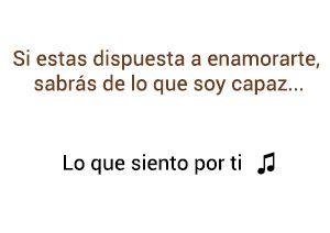Sebastián Yatra Karol G Lo Que Siento Por Ti significado de la canción.