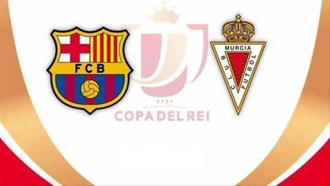 Barcelona vs Real Murcia Full Match & Highlights 29 November 2017