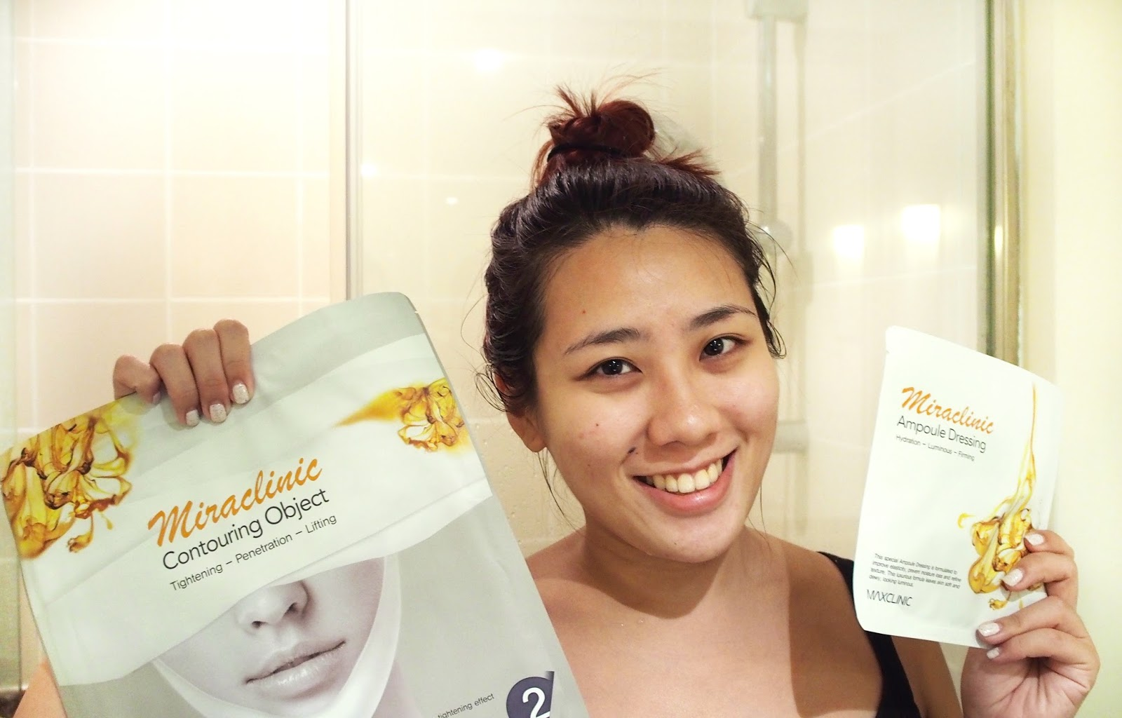 Maxclinic Miraclinic Ampoule Dressing/Contouring Object review