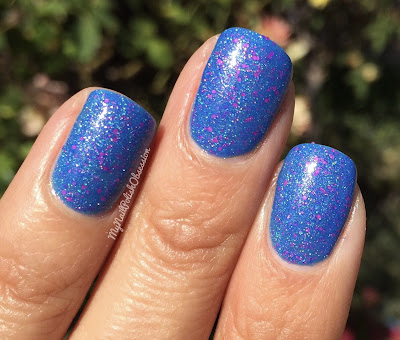 Girly Bits & Firecracker Lacquer Drinks on the Beach Duo; Girly Bits Brain Freeze