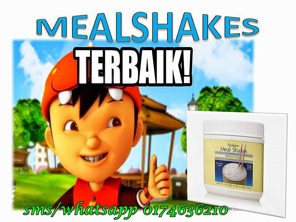 Set Naik Selera Makan Shaklee | Tips Tambah Berat Badan Cara Sihat