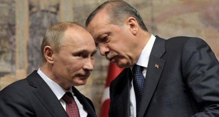 صحيفة روسية تكشف كيف إعتذر أردوغان من بوتين