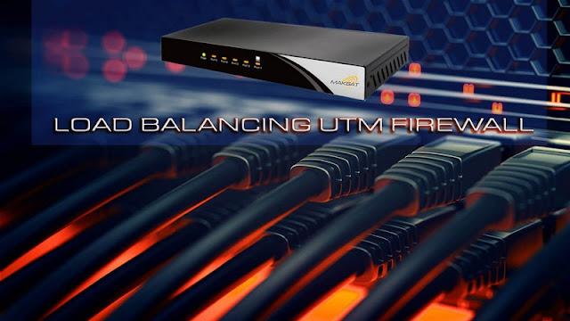 Load Balancing UTM Firewall