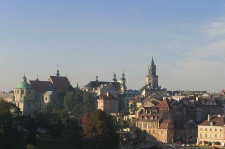 Lublin, Polandia