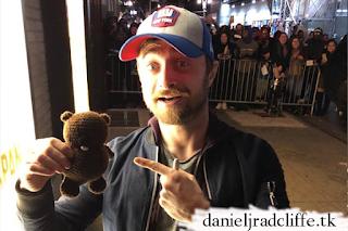Daniel Radcliffe at Studio 54