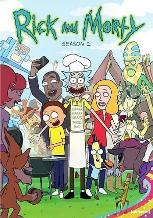 Rick e Morty - 2ª Temporada Completa Desenhos Torrent Download completo
