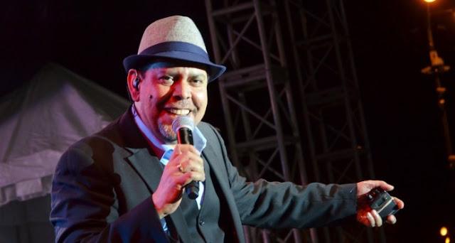 Cantante. Fernando Villalona.