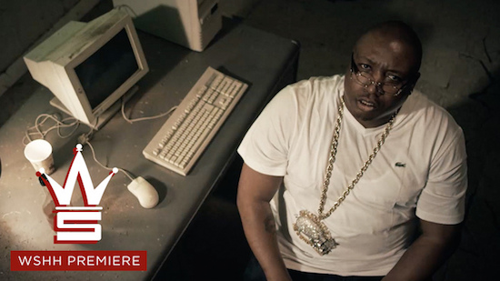 "Novo clipe E-40 ""Choices (Yup)"""