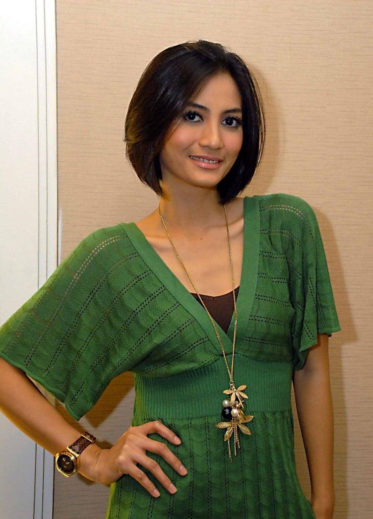Model Potonga Rambut Wanita