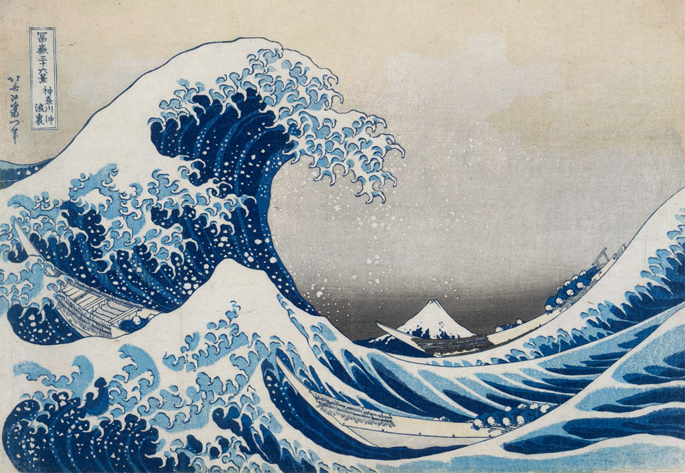 Hokusai: Beyond the Great Wave, British Museum - UK culture blog