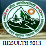 HNB Garhwal University Results 2013