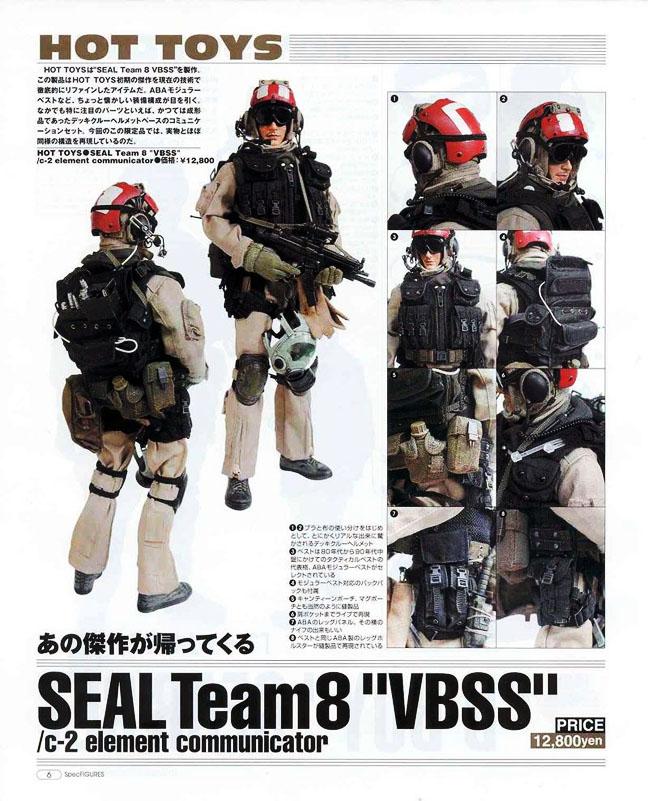 RED6: US Navy SEAL Commander Team 8 VBSS