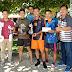Meriahkan HUT RI ke-73  Cabor Takraw Harumkan BPBD