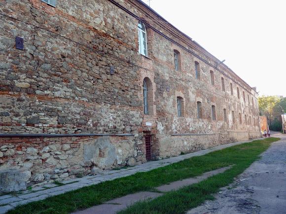 Бердичев. Крепость-монастырь Босых Кармелитов