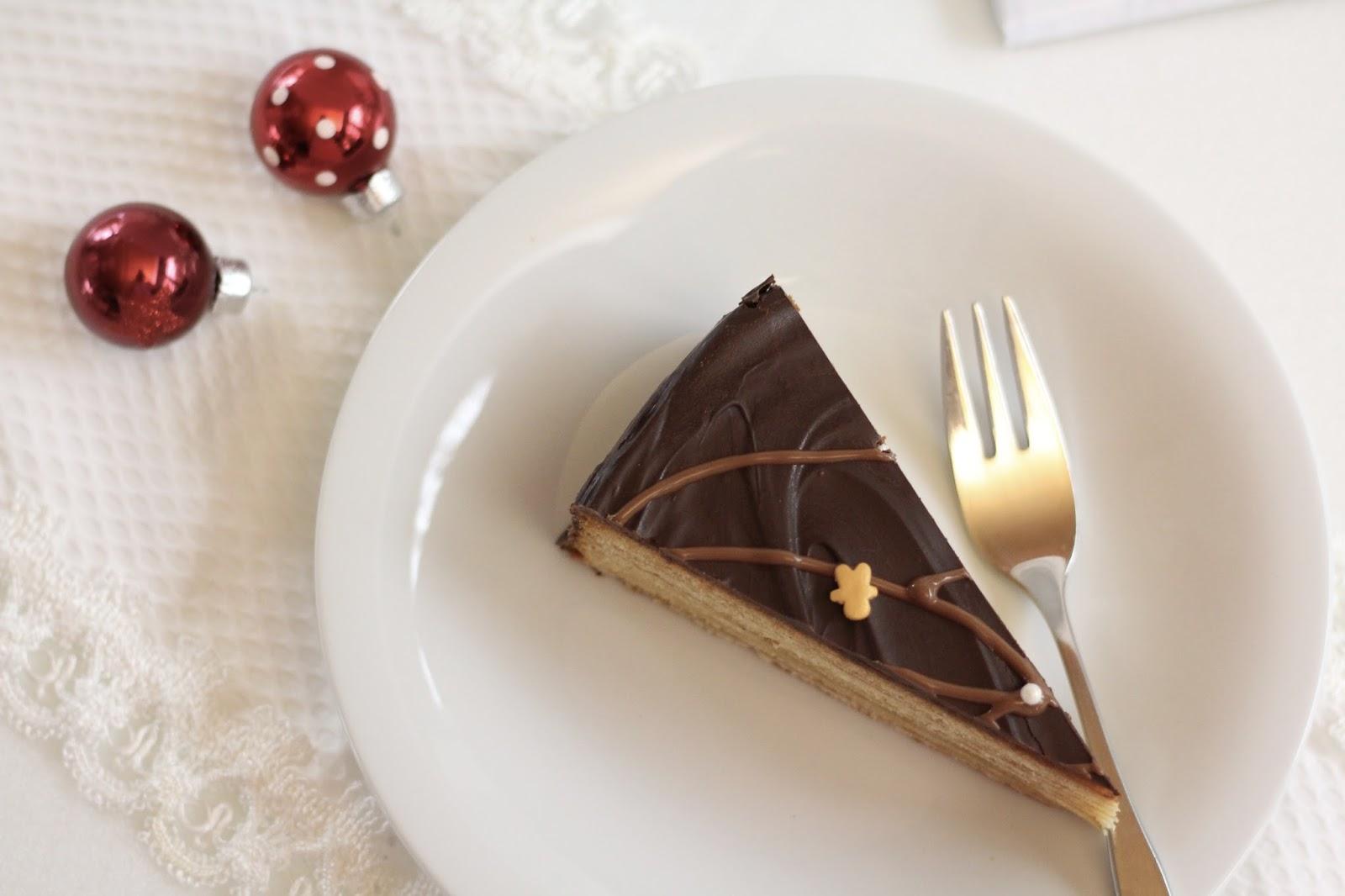 Baumkuchen Torte