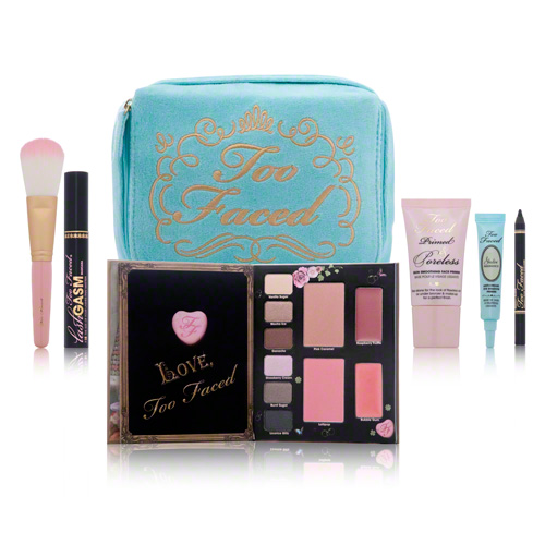 TOO FACED LOVE SWEET LOVE - HOLIDAY 2012 MAKEUP COLLECTION