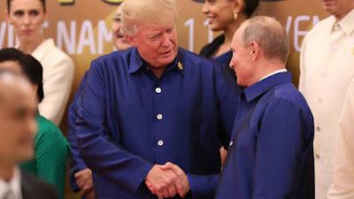 Pas de rencontre Poutine / Trump à l'APEC: et alors? dans - ECLAIRAGE - REFLEXION apec