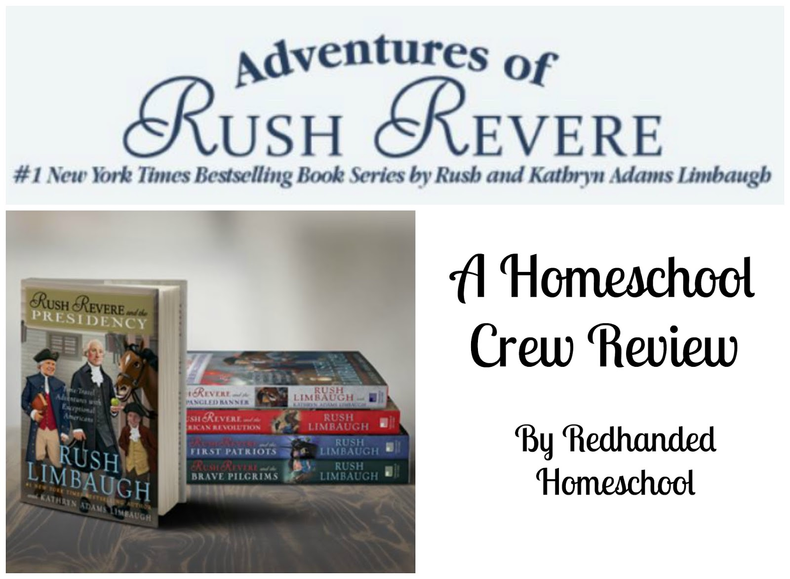 Insane In The Mombrain Rush Revere A Homeschool Crew Review