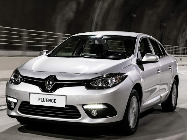 Renault Fluence 2018
