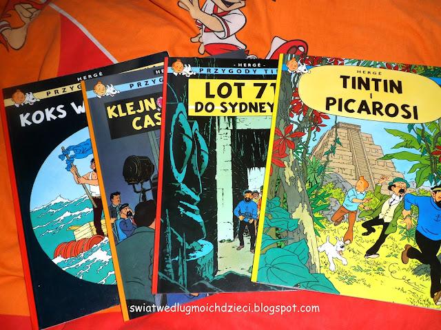 komiksy dla chłopca