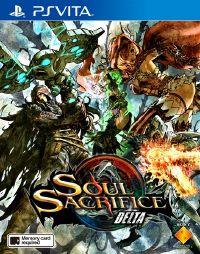 developed by SCE Japan Studio and published by SCEI Soul Sacrifice Delta