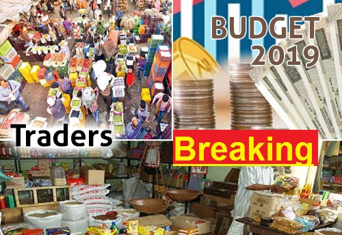 Budget has disappointed the trading community: CAIT, Breaking News