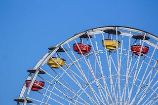 Δήμος Κατερίνης: Λούνα παρκ στην 33η Εμποροπανήγυρη του Δήμου Κατερίνης. Μία όαση παιχνιδιού & ξεγνοιασιάς για παιδιά όλων των ηλικιών