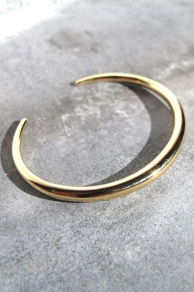 Bracelet Trois Petits Points bijoux Crescent doré